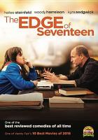 Cover image for The edge of seventeen
