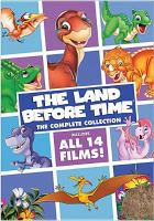 Cover image for Land Before Time, The: Complete Collection (DVD)