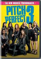 Cover image for Pitch perfect 3