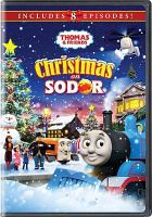 Cover image for Thomas & friends. Christmas on Sodor.