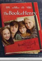 Cover image for The book of Henry