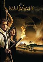 Cover image for The Mummy (DVD)