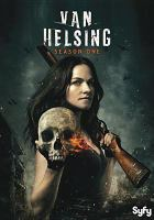 Cover image for Van Helsing. Season one