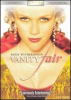 Cover image for Vanity fair
