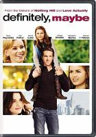 Cover image for Definitely, maybe