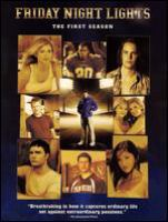 Cover image for Friday night lights. The first season