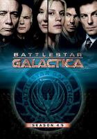 Cover image for Battlestar Galactica. Season 4.5