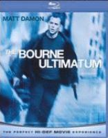 Cover image for The Bourne ultimatum