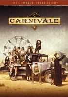 Cover image for Carnivàle. The complete first season