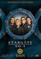 Cover image for Stargate SG-1. Season 9