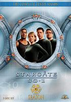 Cover image for Stargate SG-1. Season 10