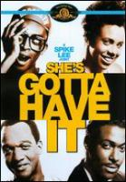 Cover image for She's gotta have it
