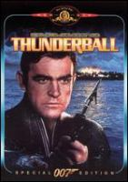 Cover image for Thunderball