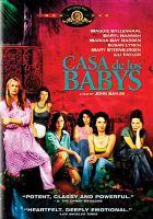Cover image for Casa de los babys