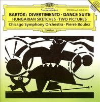 Cover image for Dance suite Sz 77 ; Two pictures : op. 10, Sz 46 ; Hungarian sketches : Sz 97 ; Divertimento : Sz 113