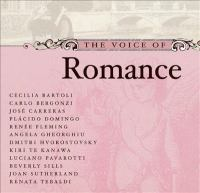 Cover image for The voice of romance.