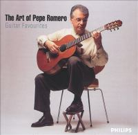 Cover image for The art of Pepe Romero