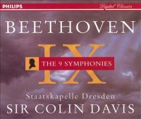 Cover image for Beethoven IX : the 9 symphonies.