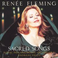 Cover image for Sacred songs.