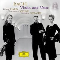 Cover image for Violin and voice