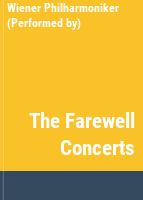 Cover image for The farewell concerts