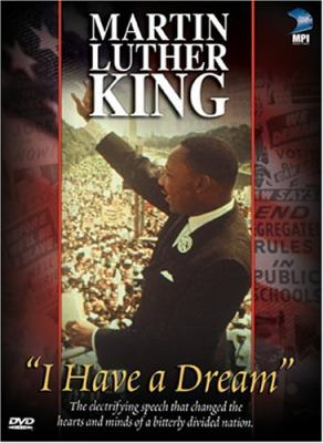 """Cover image for Martin Luther King : """"I have a dream""""."""