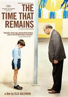 Cover image for The time that remains