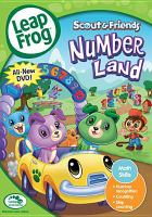 Cover image for LeapFrog Scout & friends. Numberland