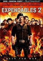 Cover image for The expendables 2