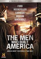 Cover image for The men who built America