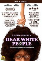Cover image for Dear white people