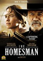 Cover image for The homesman