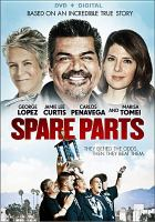 Cover image for Spare parts