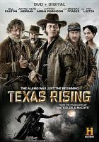 Cover image for Texas rising