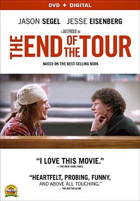 Cover image for The end of the tour