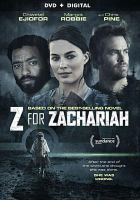 Cover image for Z for Zachariah
