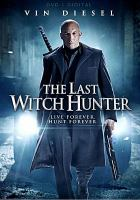 Cover image for The last witch hunter