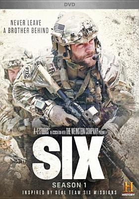 Cover image for Six. Season 1