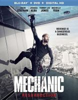 Cover image for Mechanic : resurrection