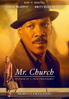 Cover image for Mr. Church
