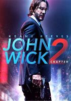 Cover image for John Wick : Chapter 2