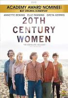 Cover image for 20th century women