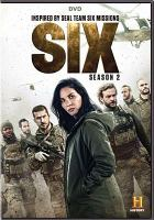Cover image for Six. Season 2