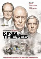 Cover image for King of thieves