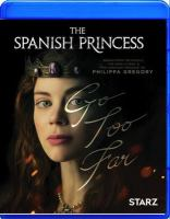 Cover image for The Spanish princess