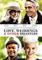 Cover image for Love, weddings & other disasters
