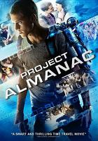 Cover image for Project almanac
