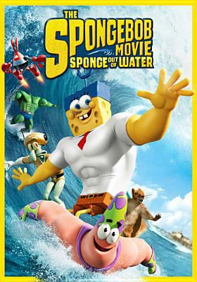 Cover image for The Spongebob movie : Sponge out of water