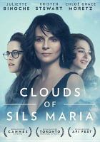 Cover image for Clouds of Sils Maria