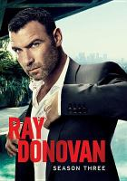 Cover image for Ray Donovan. Season three